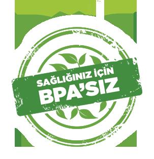 Sağlığınız için BPA sız